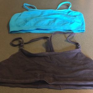 Sports bra two for one